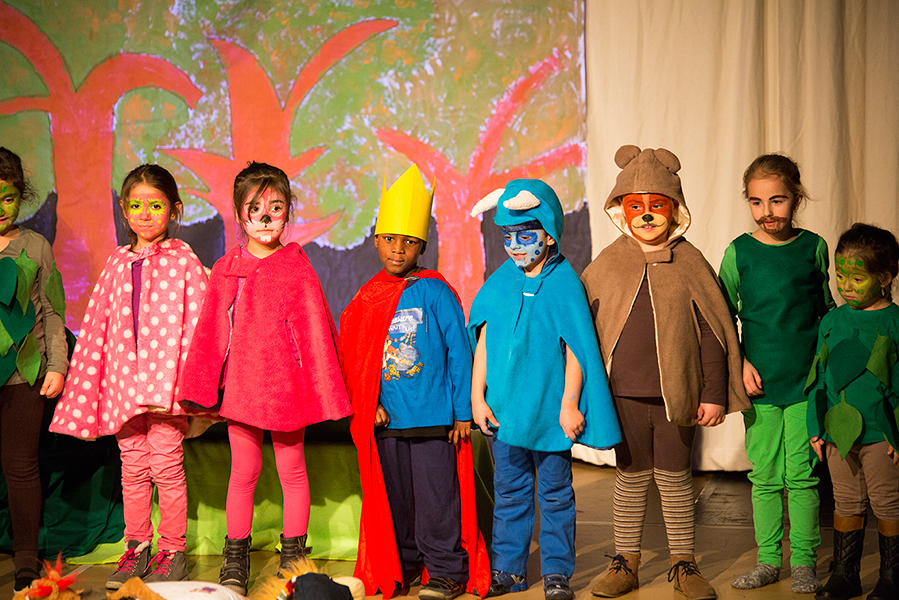 KindergartenBuchTheaterFestival