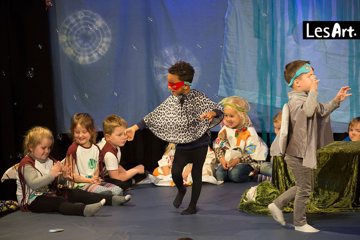 LesArt.2018: KindergartenBuchTheaterFestival