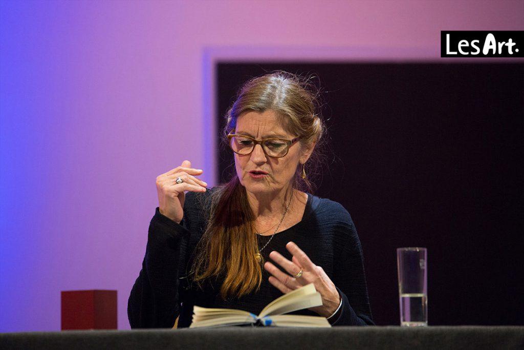 LesArt.2018: Kathrin Gerlof