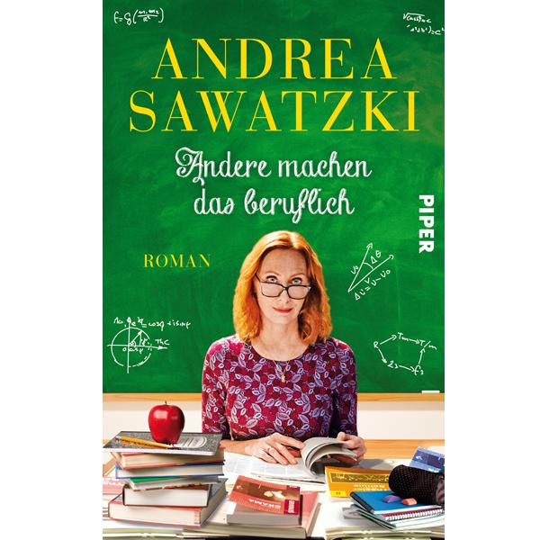 Andrea Sawatzki – Andere machen das beruflich