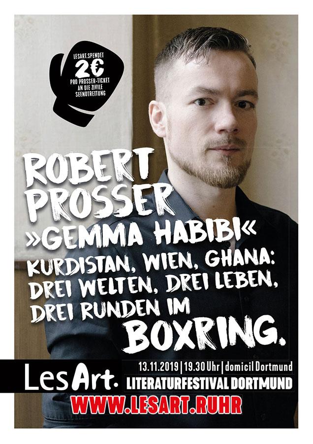 LesArt. Robert Prosser